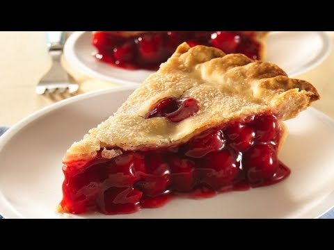 Easy Cherry Pie | Pillsbury Recipe