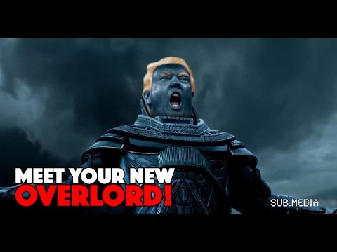 Meet your new overlord!