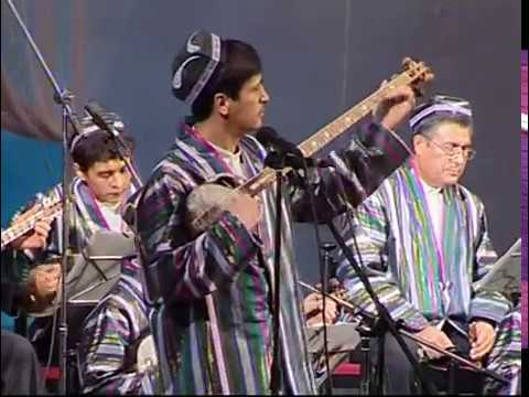 Uzbek traditional song - Sadry Gusfand