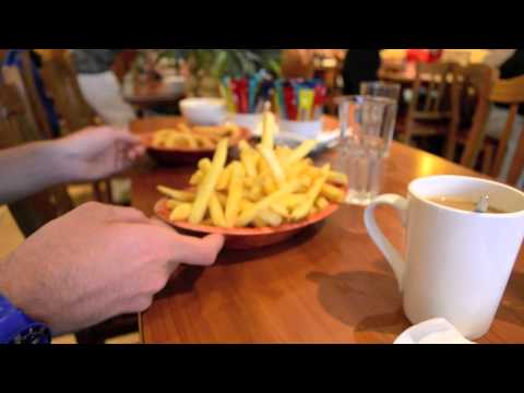 Tom vs. Food: Ireland's Biggest Breakfast