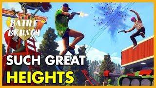 Radical Heights - Such Great Heights | Battle Brunch