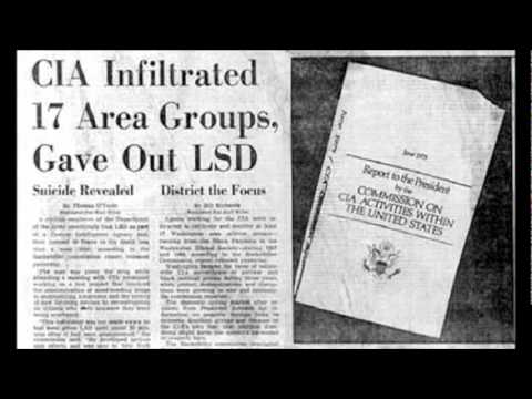 Mae Brussell: George de Mohrenschildt, Lee Harvey Oswald & The Warren Commission (08-25-1971)