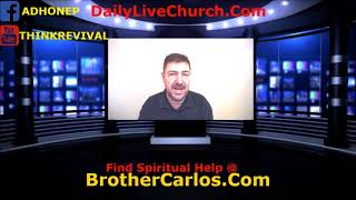 Your Own PERSONALIZED DELIVERANCE PRAYER VIDEO, Recorded By Brother Carlos Oliveira