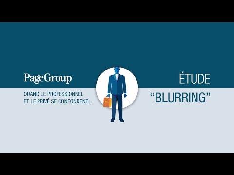 Des salariés de plus en plus équipés en outils numériques - Étude « Blurring »