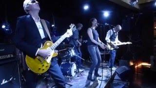 1/3 Pizza Quick Band 5 maart 2016 LIVE @ Bluescafe Apeldoorn NL