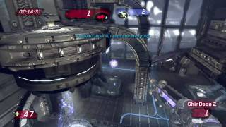Unreal Tournament 3 CTF Multiplayer Online Gameplay ShinDeon Z 1080p HD