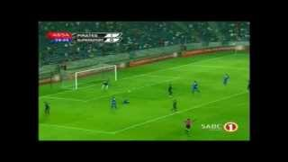 Orlando Pirates - Supersport United ABSA Prem. 3/12/11 Andile Jali