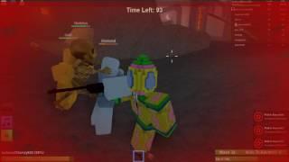 ROBLOX Zombie Rush - Erreichen von Level 1.000! (& Welle 50!)