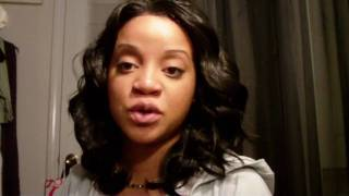 Lace front wig- its a wig- Kiss