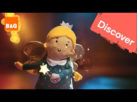 The Magic of Christmas with B&Q