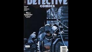 "Batman Detective Comics 788 ""The Randori Stone part 1"" comic review"