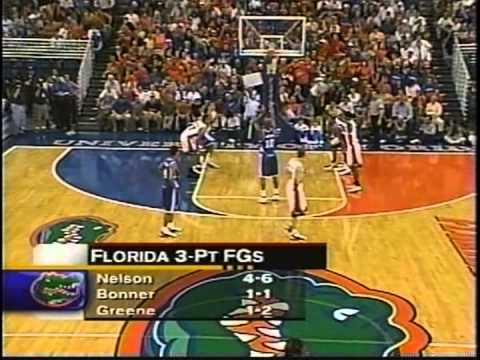 01/29/2002:  #11 Kentucky Wildcats At #6 Florida Gators