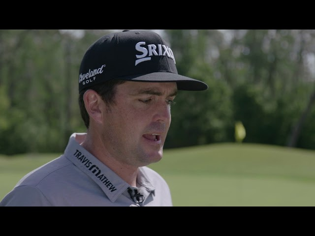 Keegan Bradley shares his thoughts on the new RTX 4.