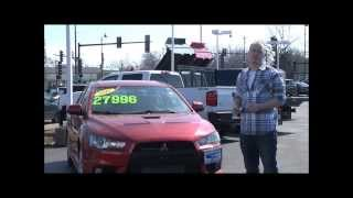 Mitsubishi Lancer Evolution GSR: Roadgoing Rally Perfection?