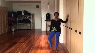 Jaki Nett on Vrksasana (Tree Pose) - Iyengar Yoga