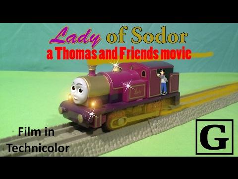 Lady of Sodor: a Thomas & Friends movie
