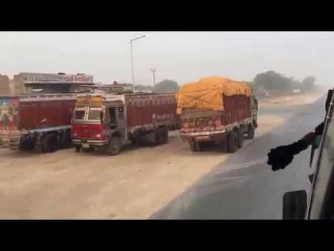 India - Crazy Bus Horn