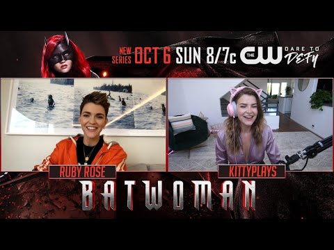 INTERVIEWING RUBY ROSE ABOUT GAMING, POSITIVITY, AND BEING BATWOMAN