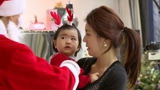 [예고] 주영훈 산타 등장! 미소 천사 라엘이의 반응은?