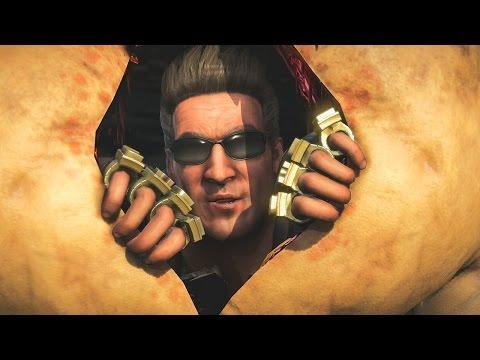 Mortal Kombat X - All Fatalities (60 FPS)