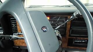 1991 Buick Century Cold Start