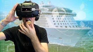 High Tech Concept Ocean Liner - HOLY SHIP!