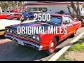 Possibly the Lowest Mile All Original 1969 HEMI Roadrunner in Existence