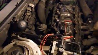 'ГТ' Замена свечей накала на двиг D4EA, CRDi 2.0 Хундай Санта-Фэ 2005г.в.