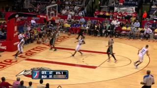 NBA D-League Highlights: Sioux Falls Skyforce 104, Rio Grande Valley Vipers 123, 2013-1-26