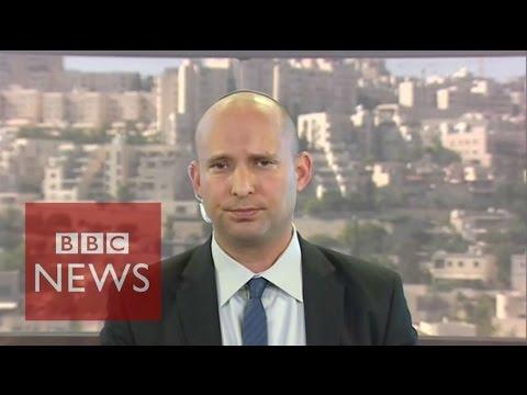 Iran nuclear deal a 'farce' says Naftali Bennett - BBC News