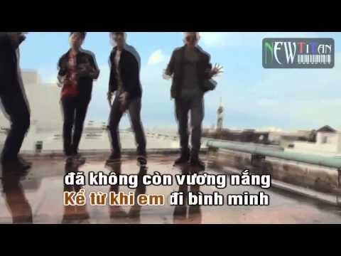 [HD] Karaoke - Để Em Rời Xa (Beat+phối)