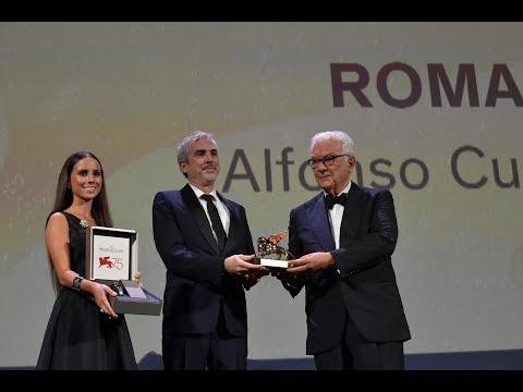 75. Mostra del Cinema - Awards Ceremony (highlights)