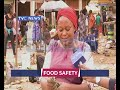 Lack of proper food safety, an increasing threat to human health