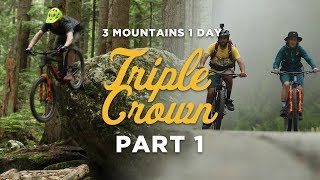Can We Complete The North Shore Triple Crown? | Part 1