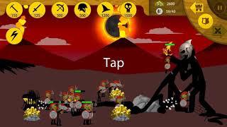 Stick War Legacy | Giant Boss Vs Insane Cruise | Insane Tournament Mode P4