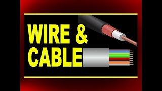 Types of Wire and Cable Used in Data Communications   Physics4students