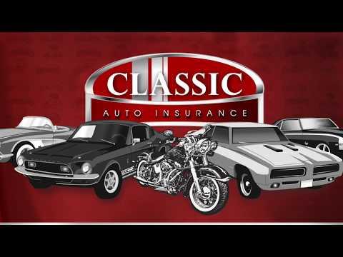 Classic Auto Insurance - Classic Car Quote Preroll15