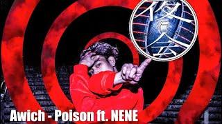 "Awich - Poison ft. NENE ""one shot"""