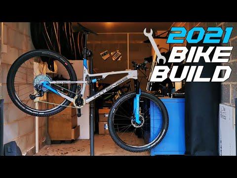 2021 BIKE BUILD!! -  THE INTENSE SNIPER FRO