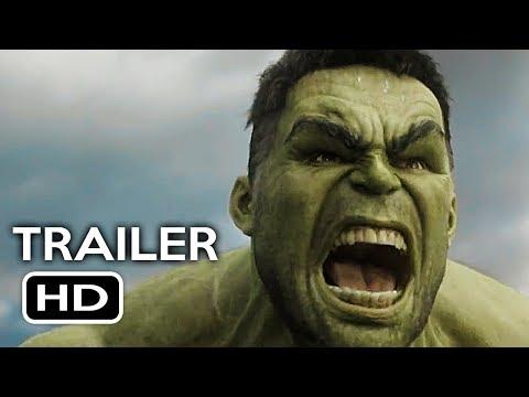 Thor: Ragnarok Official Comic Con Trailer (2017) Chris Hemsworth Marvel Superhero Movie HD