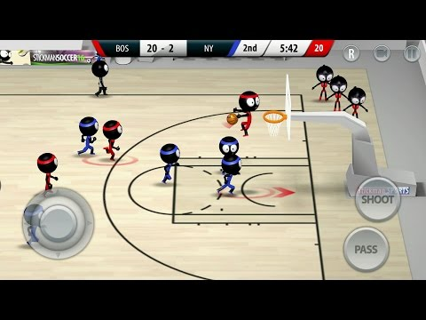 Stickman Basketball 2017 Android Gameplay #13