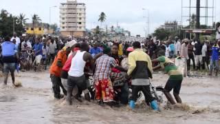 Dar es Salaam flooding - May 7