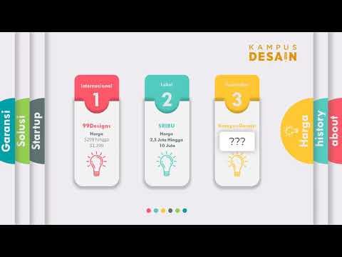 Cara membuat logo online keren dan unik hanya 5 menit - Gratis.