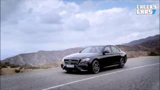 2017 Mercedes Benz E Class AMG test drive 2016 interior W213