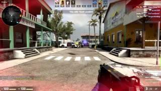 CS:GO Arms Race 6 - Teo VS Paddy