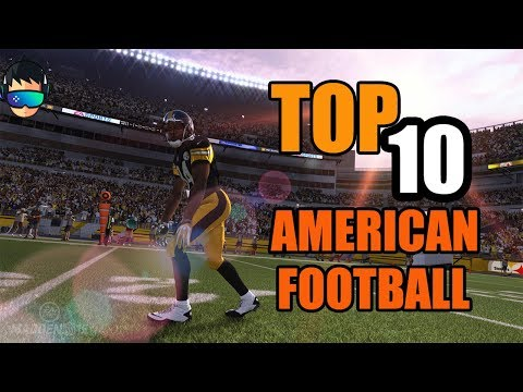 DOWNLOAD TOP 10 AMERICAN FOOTBALL GAME FOR ANDROID FREE 2018 [UNDER 100 MB ]