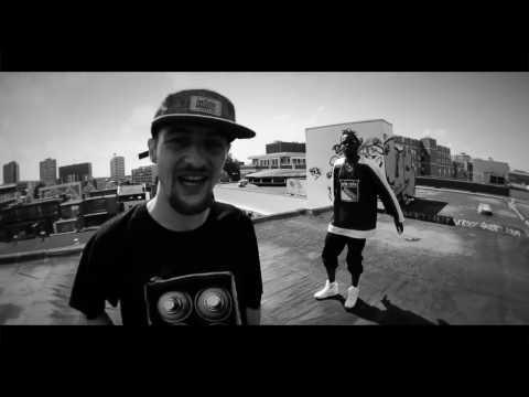 BlabberMouf-Christmaz-Ntan - KEEP IT RUFF (OFFICIAL MUSIC VIDEO) RAVNIKAR 2016