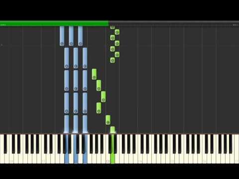 Chris Brown - Privacy Piano Tutorial