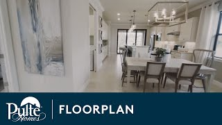 New Home Designs | Ranch Home | Crestview | Home Builder | Pulte Homes