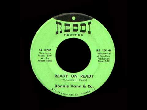 Donnie Vann & Co - Ready On Ready